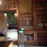 Эбботсфорд. Библиотека Вальтера Скотта