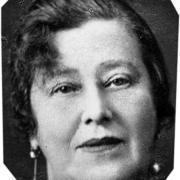 Розалия Яковлевна Николаевская (Привен) – Ленина мама, моя бабушка, 20-е годы