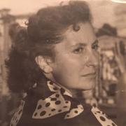 Моя мама - Татьяна Николаевна Николаевская, любимая и красивая.