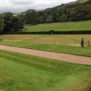Зеленые луга Шотландии